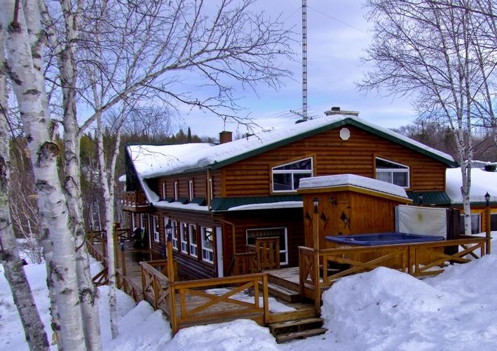 Activités hivernales Mont-Laurier